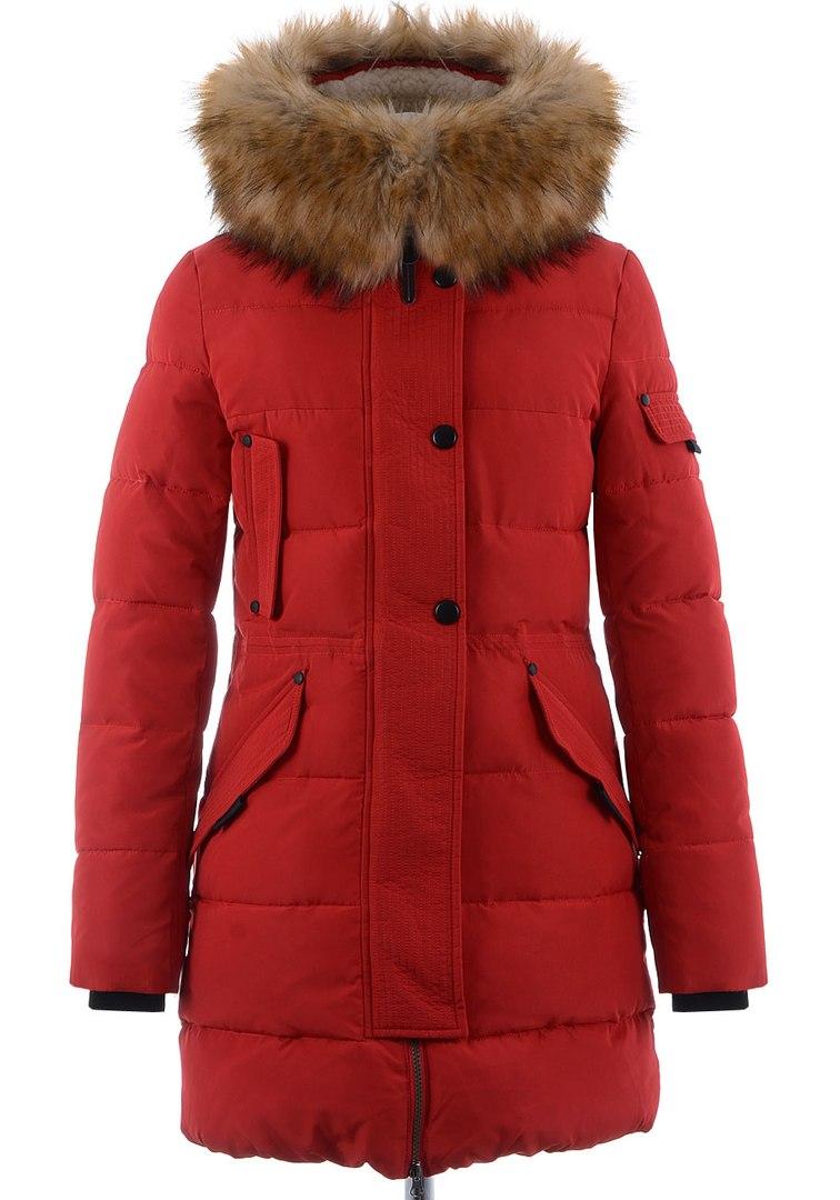 Парки куртки зимние женские