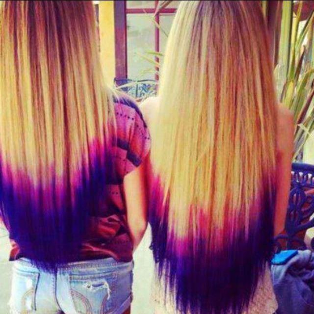 Каким цветом покрасить волосы русые волосы